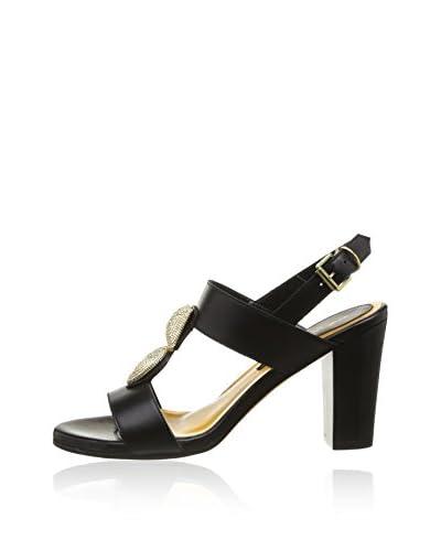 Atelier Mercadal Sandalo Con Tacco Lucinda [Nero]