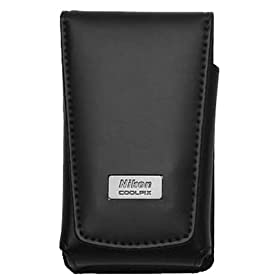 Nikon 5811 Coolpix Leather Case for Selected S Series Cameras