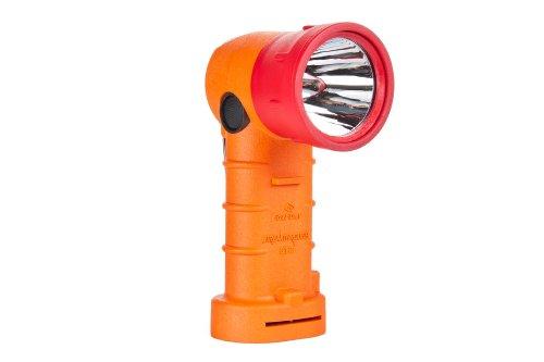 Foxfury 380-Bt3-Or Breakthrough Bt3 Right Angle Led Flashlight, 600 Lumens, Orange