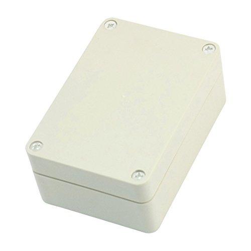 Surface en plastique DIY Boite de dérivation électrique 85 mm x 60 mm x 34 mm