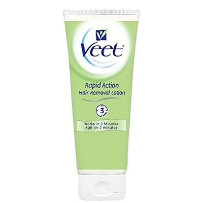 Best Cheap Deal for Veet Rapid Action Hair Remover Lotion-6.76 oz from ReGo Trading - Free 2 Day Shipping Available