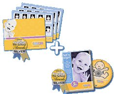TinyTalk Baby Signing Pack and DVD