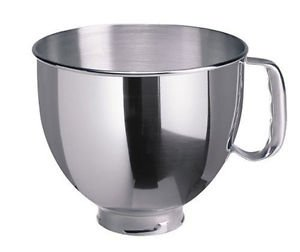 Kitchenaid 5-Quart Stainless Steel Replacement Bowl Fits Artisan Ksm150Ps Models One Day Shipping Good Gift Fast Shipping front-128918