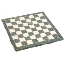 Chess Board - 19 inch Green and White - Buy Chess Board - 19 inch Green and White - Purchase Chess Board - 19 inch Green and White (CHH Games, Toys & Games,Categories,Games,Board Games,Checkers Chess & Backgammon)