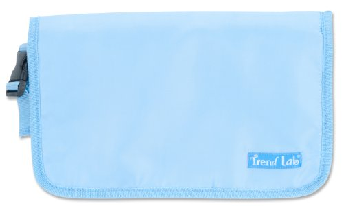 Trend Lab Diaper Clutch, Blue