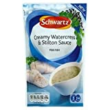 Schwartz For Fish Creamy Watercress & Stilton Sauce 300G