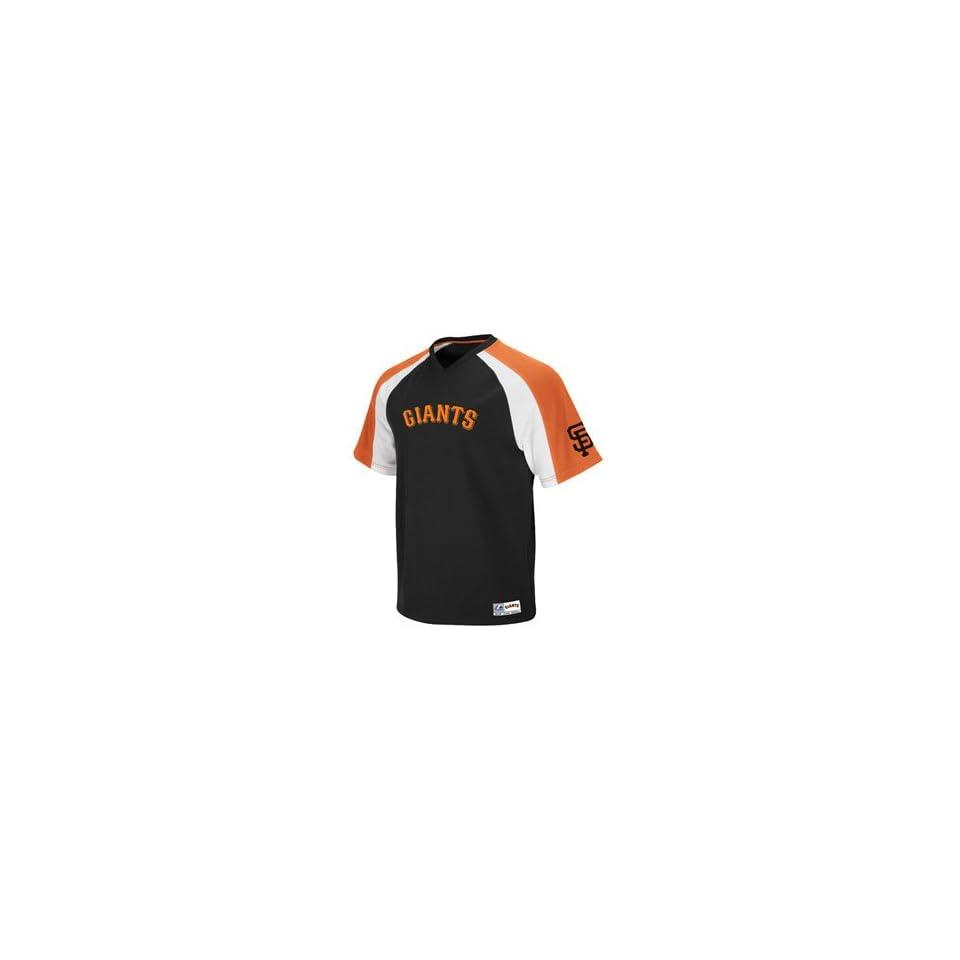 San Francisco Giants V Neck Crusader Jersey (Team Color