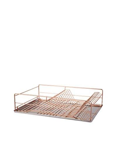 Lene Bjerre Carrie Dish Rack, Copper/Silver