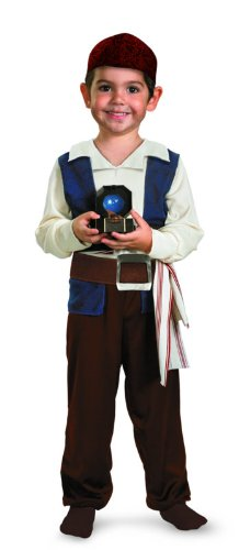 Jack Sparrow Toddler Costume – Medium (3T-4T)