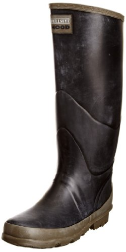 Bullseye Men's Wellies Black W23443 9 UK