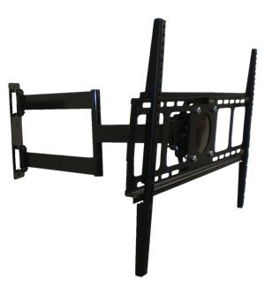 Single Stud Swivel Articulating TV Wall Mount