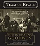 Team of Rivals The Political Genius of Abraham Lincoln Part One Discs 1 thru 15 C3474