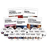Mike Holt's Master/Contractor Electrical Exam Preparation Comprehensive Library, 2011 - MH-11MACODVD