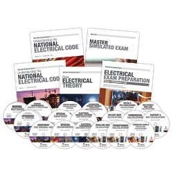 Mike Holt's Master/Contractor Electrical Exam Preparation Comprehensive Library, 2011 -  - MH-11MACODVD - ISBN:B005OCLCYW