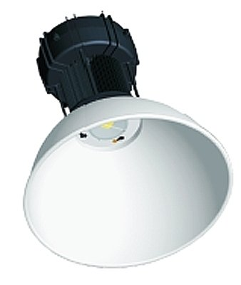 Led High Bay Warehouse Light Fixtures 100W Pure White