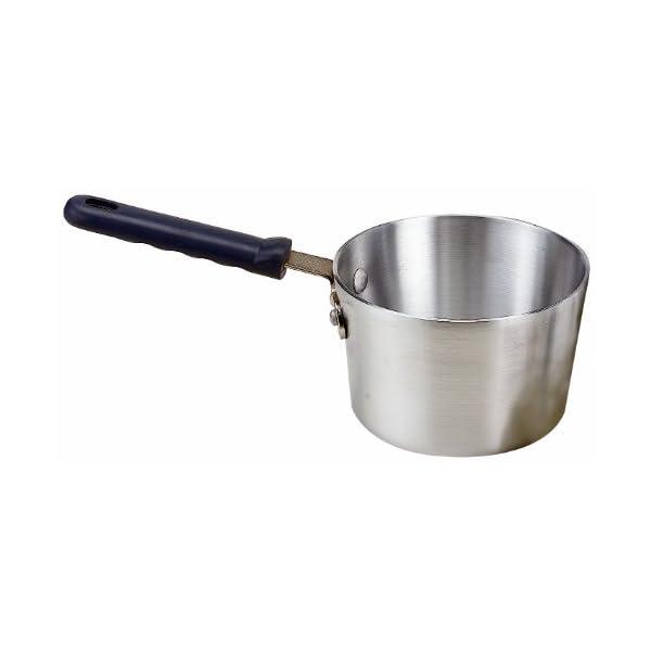 Dealtz 8-Quart Heavy Gauge Aluminum Sauce Pan with Grip Handle Heat Resistant up to 350-Degree at Sears.com