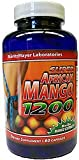 Super African Mango 1200 : The Original Fat Loss Diet, Appetite Suppressant 1000 mg