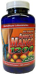 Super African Mango 1200 60 Capsules - Pack of 20