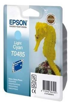 Epson Tintenpatrone T04854010, Cyan