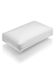 Soft Moulded Foam Medium Support Pillow