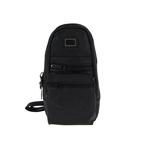 borsa a tracolla borsa a tracolla Antony Morato Blackline borsa da uomo Borsa Crossover attraverso il corpo nero