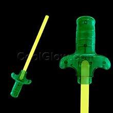 Glow Premium Sword - Yellow