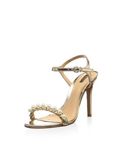 Schutz Sandalo Con Tacco  [Argentato]