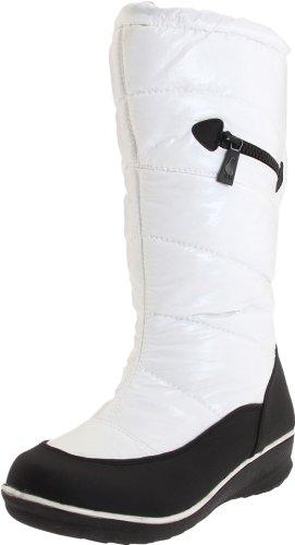 Sporto Women's Whitney Boot,White,8 B US