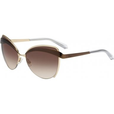 Dior 3GI Rose Gold and Brown Eyes 1 Cats Eyes Sunglasses Lens Category 2