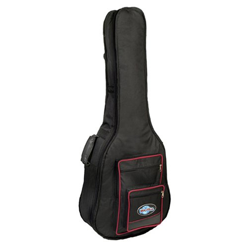 World Tour WG20D Deluxe 20mm Acoustic Guitar Gig Bag