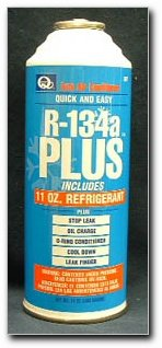 Interdynamics 307 R-134A Plus Refrigerant - 14 Oz.
