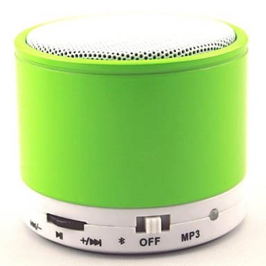 Green Color Mini Bluetooth2.1 Hi-Fi Stereo Speaker With Microphone Tf Cards Mp3 Player For Iphone Ipad Samsung Computer Rds0010