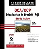 img - for Introduction to Oracle9i SQL Study Guide Publisher: Sybex book / textbook / text book
