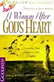 img - for A Woman After God's Heart: Discovering Your Legacy as God's Daughter (Aglow Bible Study) book / textbook / text book