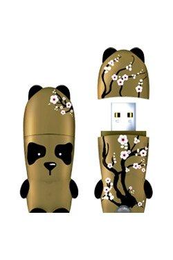 Mimobot Golden Panda 8GB USB Flash Drive from Mimobot