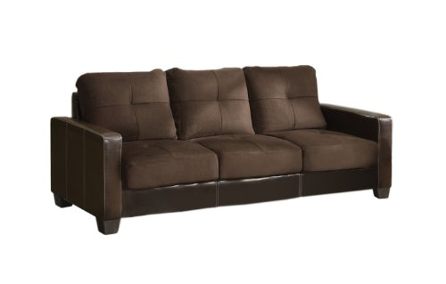 Pleasant Sale Furniture Of America Microfiber Upholstered Sofa Taupe Bralicious Painted Fabric Chair Ideas Braliciousco