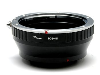 Pixco キヤノン Canon EOS EF レンズ → ニコン 1 nikon 1 マウント ボディ アダプター N1 J1 J2 J3 S1 V1 V2 など 並行輸入品