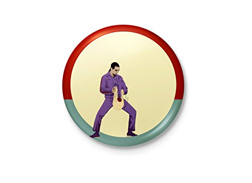 Alter Ego The Big Lebowski Minimalist Badge