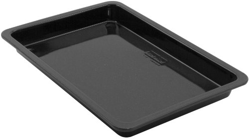 Frieling Zenker Rectangular Baking Pan, Enameled, 16-1/2-inch By 11-1/2-inch