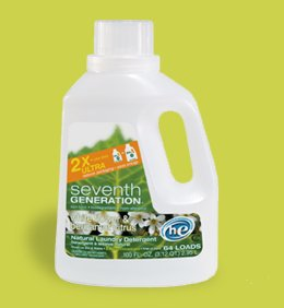 Seventh Generation Laundry Products White Flower & Bergamot Citrus High