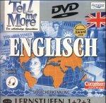 Tell me More 4.0 1 - 3. Englisch. DVD- ROM für Windows 95. Der vollständige Sprachkurs. 3 Lernstufen. Mit Spracherkennung