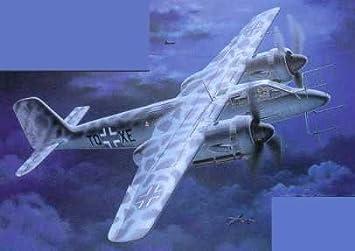 Revell - Focke Wulf Ta 154. - RV4535