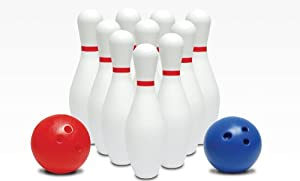 Bowling Set 10-Pin Large Size from Enor