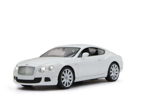 jamara-404511-bentley-continental-gt-speed-veicolo-scala-114-bianco