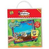 Colorforms Fun Pockets Spongebob Squarepants