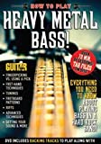 31CGnfORuZL. SL160  Guitar World: How to Play Heavy Metal Bass