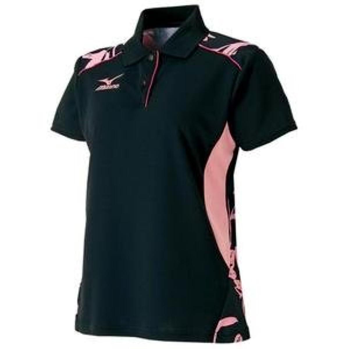 [해외] MIZUNO 드라이어이 사이언스/게임 셔츠(탁구/레이디스) 주문 상품 사이즈:S