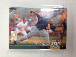 2010 Upper Deck Minnesota Twins Team Set 20 Cards MINT by Upper Deck