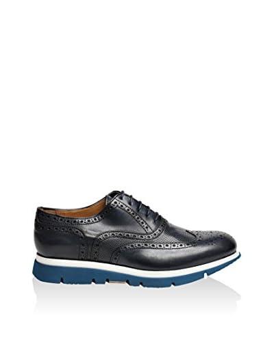 DEL RE Zapatos Oxford Azul