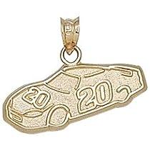 Logoart Joey Logano 10K Car Pendant